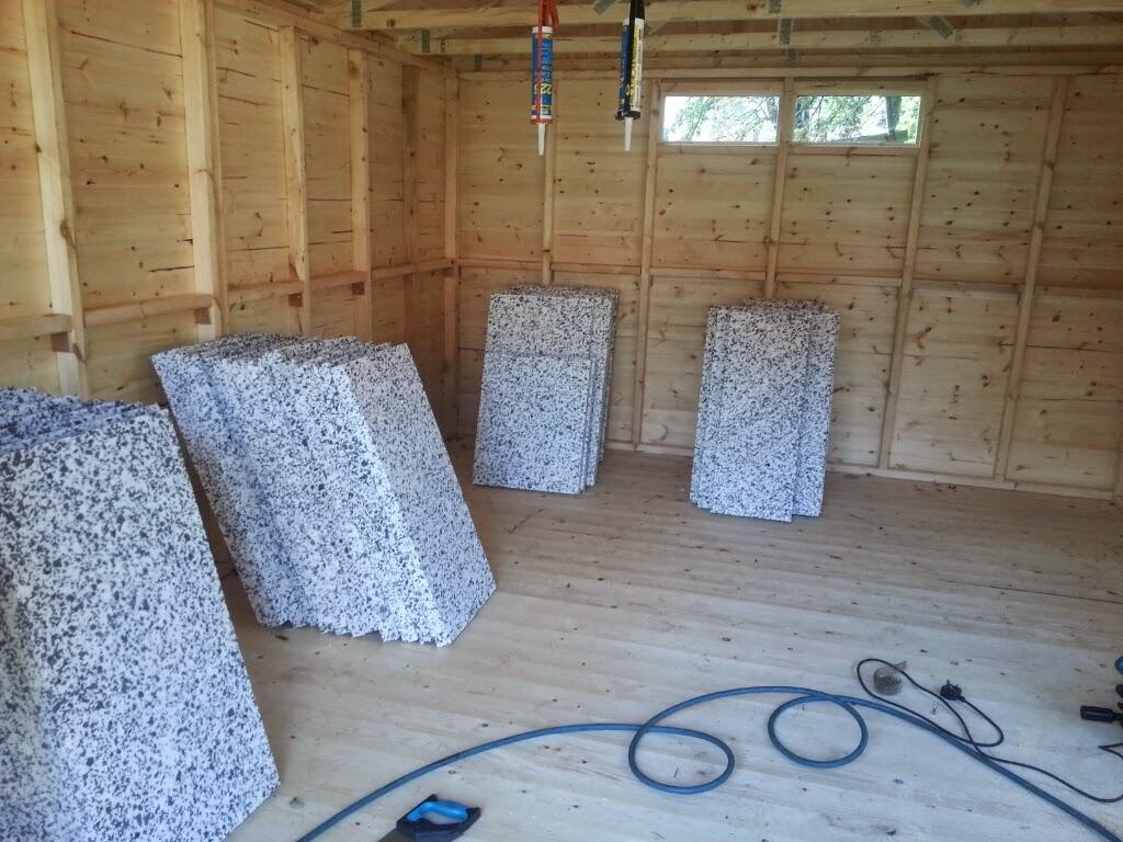 internal insulation & lining