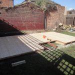 Garden room assembly