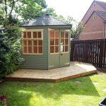 corner garden room