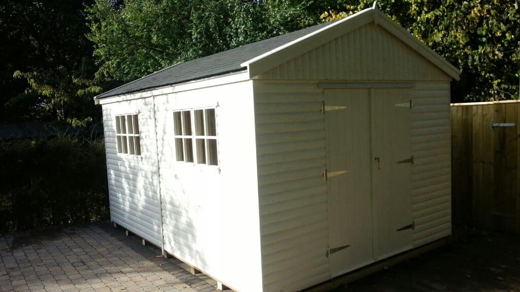 sheds and workshops