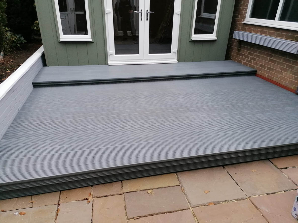 Strongcore Decking
